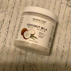 NWT Free People Coconut Milk Body Scrub